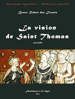 La vision de Saint Thomas