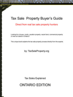 Ontario Tax Sale Property Buyer's Guide