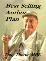 Best Selling Author Plan