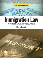 The Immigration Law Sourcebook: A Compendium of Immigration-Related Laws and Policy Documents
