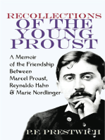 The Recollections of the Young Proust