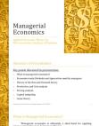 Managerial Economics - Applied Economic
