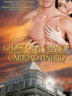 Ghost of a Chance, Paranormal Romance Novella