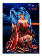 Wrath of Flames (Book 2 of the Spirit Guide Saga)