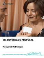 Dr. Devereux's Proposal