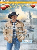 The Cowboy's Holiday Blessing