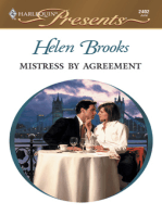 Mistress by Agreement