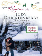 The Cowboy's Christmas Proposal
