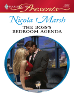 The Boss's Bedroom Agenda