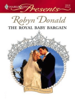 The Royal Baby Bargain