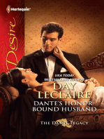 Dante's Honor-Bound Husband