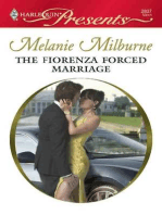 The Fiorenza Forced Marriage