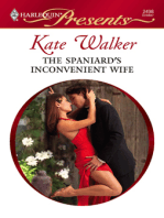 The Spaniard's Inconvenient Wife