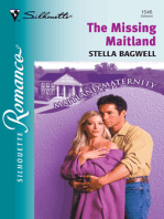 The Missing Maitland