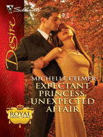 Expectant Princess, Unexpected Affair