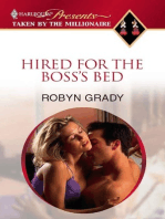 Hired for the Boss's Bed