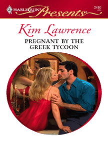 Pregnant by the Greek Tycoon by Kim Lawrence - Read Online