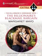 The Billionaire's Blackmail Bargain