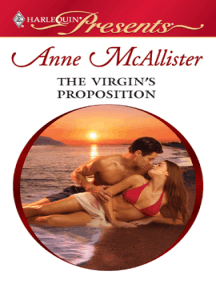The Virgin's Proposition