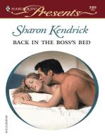 Back in the Boss's Bed: A Billionaire Boss Romance