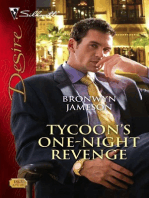 Tycoon's One-Night Revenge