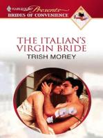 The Italian's Virgin Bride