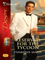 Reserved for the Tycoon