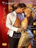 To Tame Her Tycoon Lover