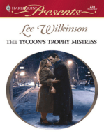 The Tycoon's Trophy Mistress