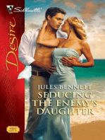 Seducing the Enemy's Daughter