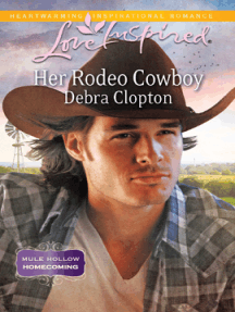 Her Rodeo Cowboy: A Wholesome Western Romance