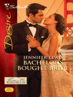 Bachelor's Bought Bride