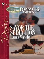 Savor the Seduction