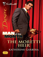 The Moretti Heir