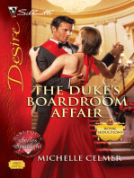 The Duke's Boardroom Affair