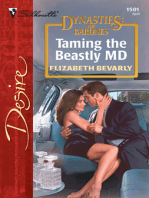 Taming the Beastly M.D.