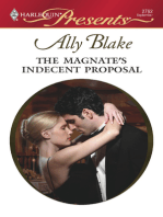 The Magnate's Indecent Proposal