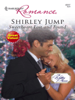 Sweetheart Lost and Found