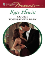 Count Toussaint's Baby