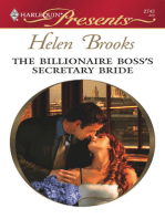 The Billionaire Boss's Secretary Bride