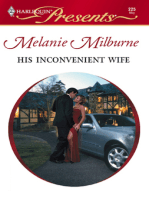 His Inconvenient Wife