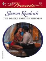 The Desert Prince's Mistress