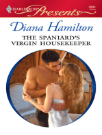 The Spaniard's Virgin Housekeeper