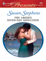 The Greek's Seven-Day Seduction