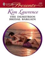The Demetrios Bridal Bargain