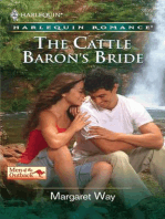 The Cattle Baron's Bride