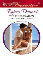 The Millionaire's Virgin Mistress
