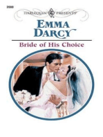 Bride of His Choice