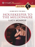 Housekeeper to the Millionaire