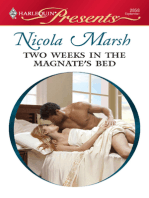 Two Weeks in the Magnate's Bed